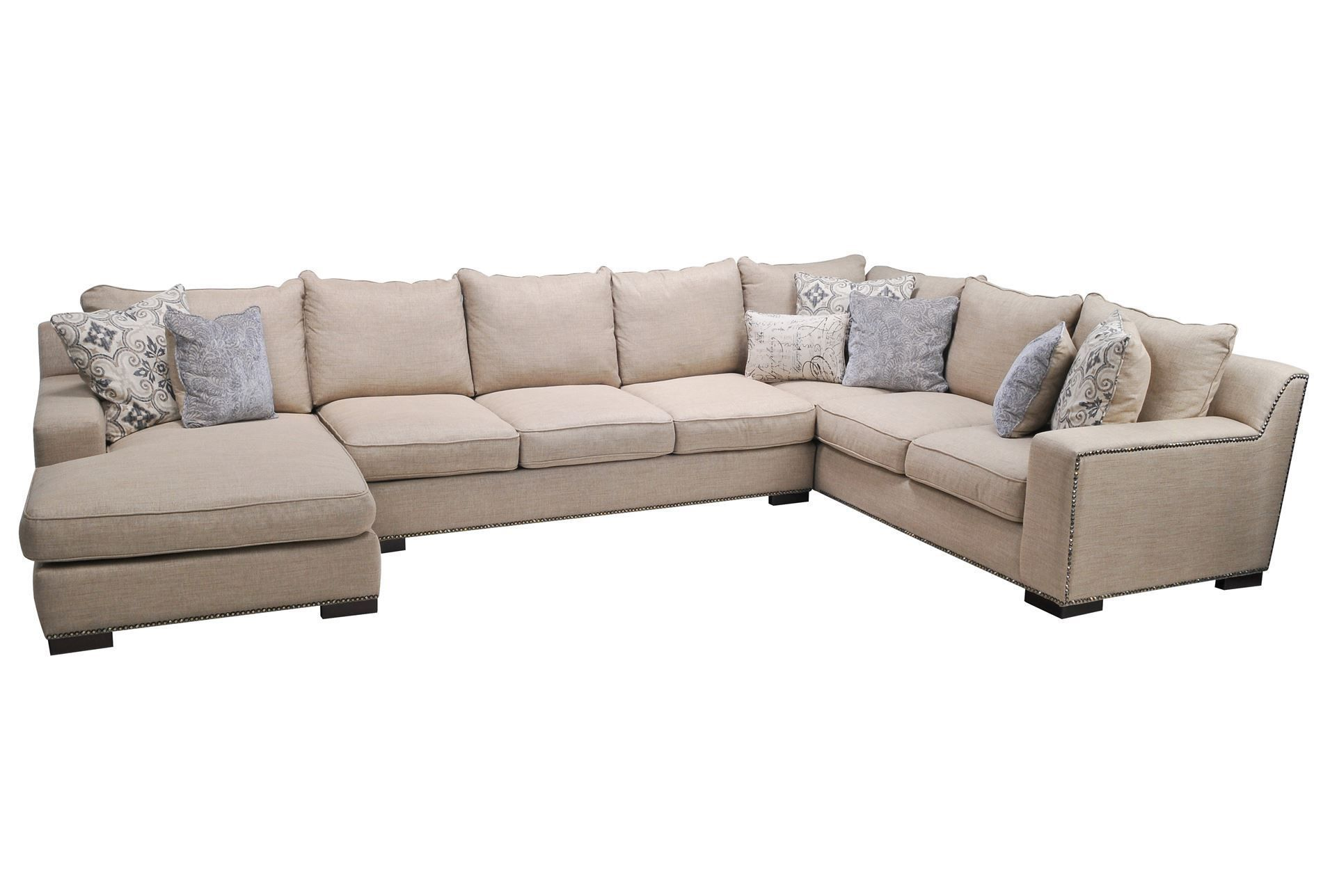 Sultan 3 Piece Sectional