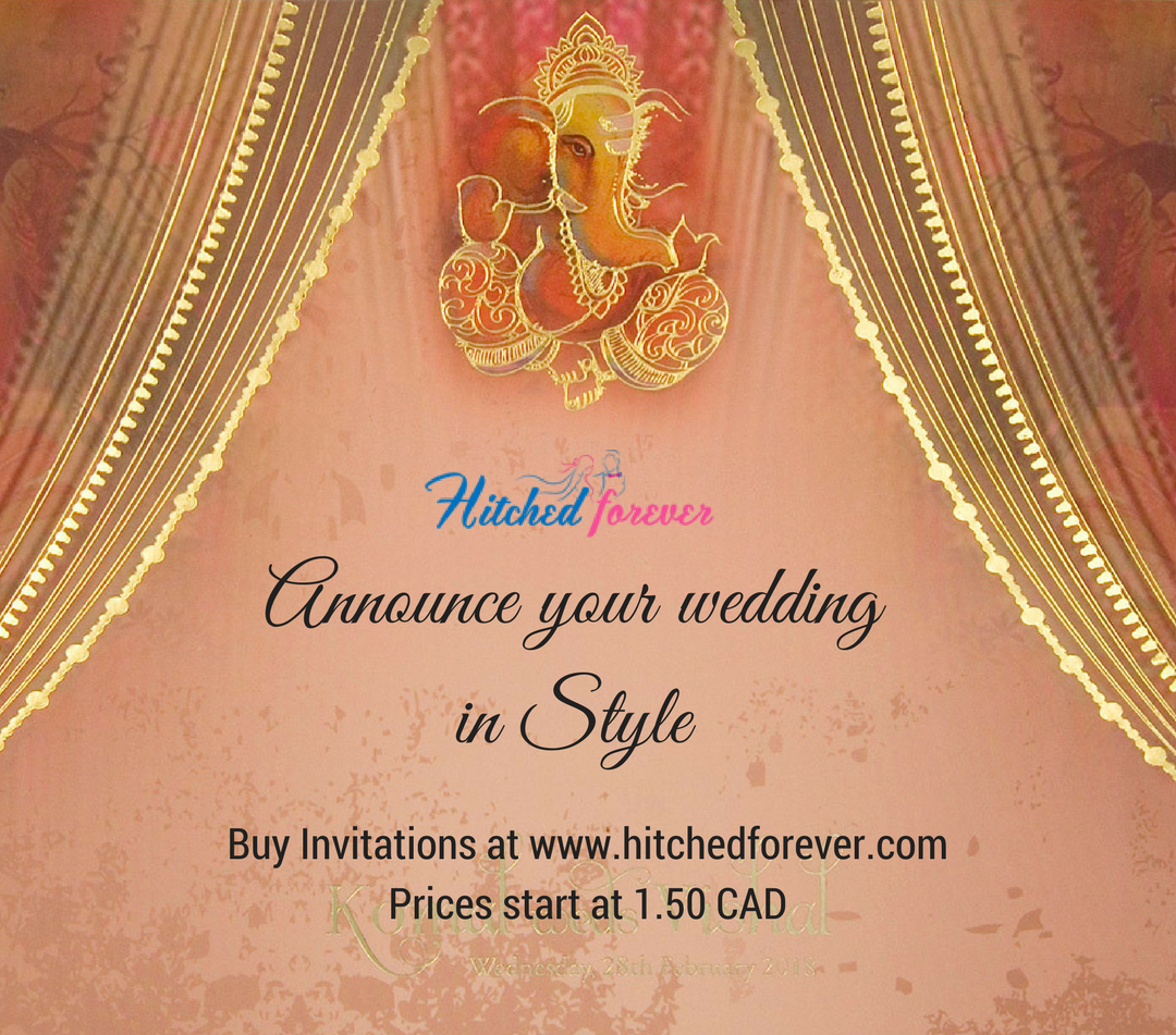 Buy Hindu wedding invitations, Muslim wedding invitations, Christian ...