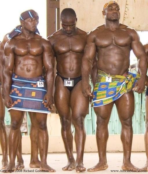 African Kings   Black So Beautiful   Chocolate Men -7895