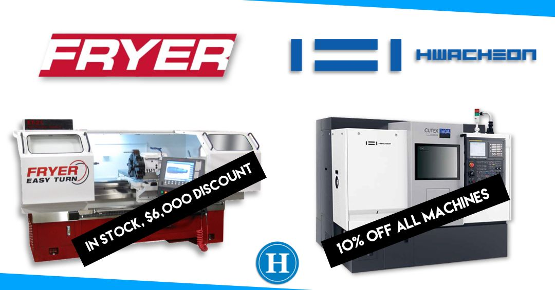 Current promotions going on at Humston Machinery  www