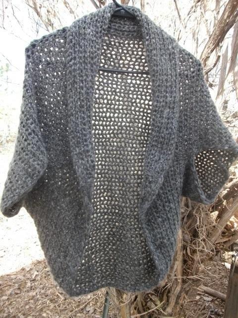 30 Easy To Make Crochet Simple Shrug Ideas   knitting n Crochet ...