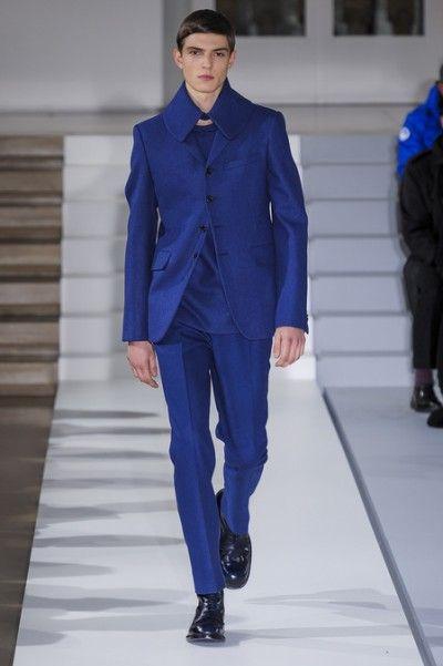 Jill Sander Fall 2013 Menswear