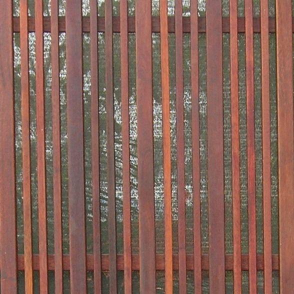Chippy S Outdoor Timber Screening Merbau Screening