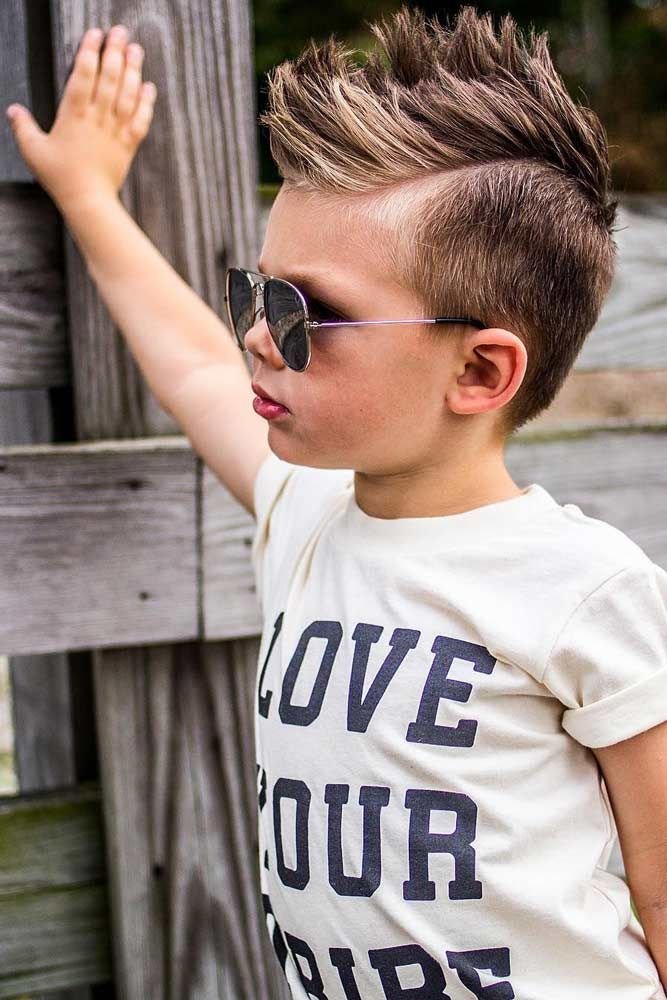 30 Trendy Boy Haircuts For Your Little Man Hair Cuts Pinterest