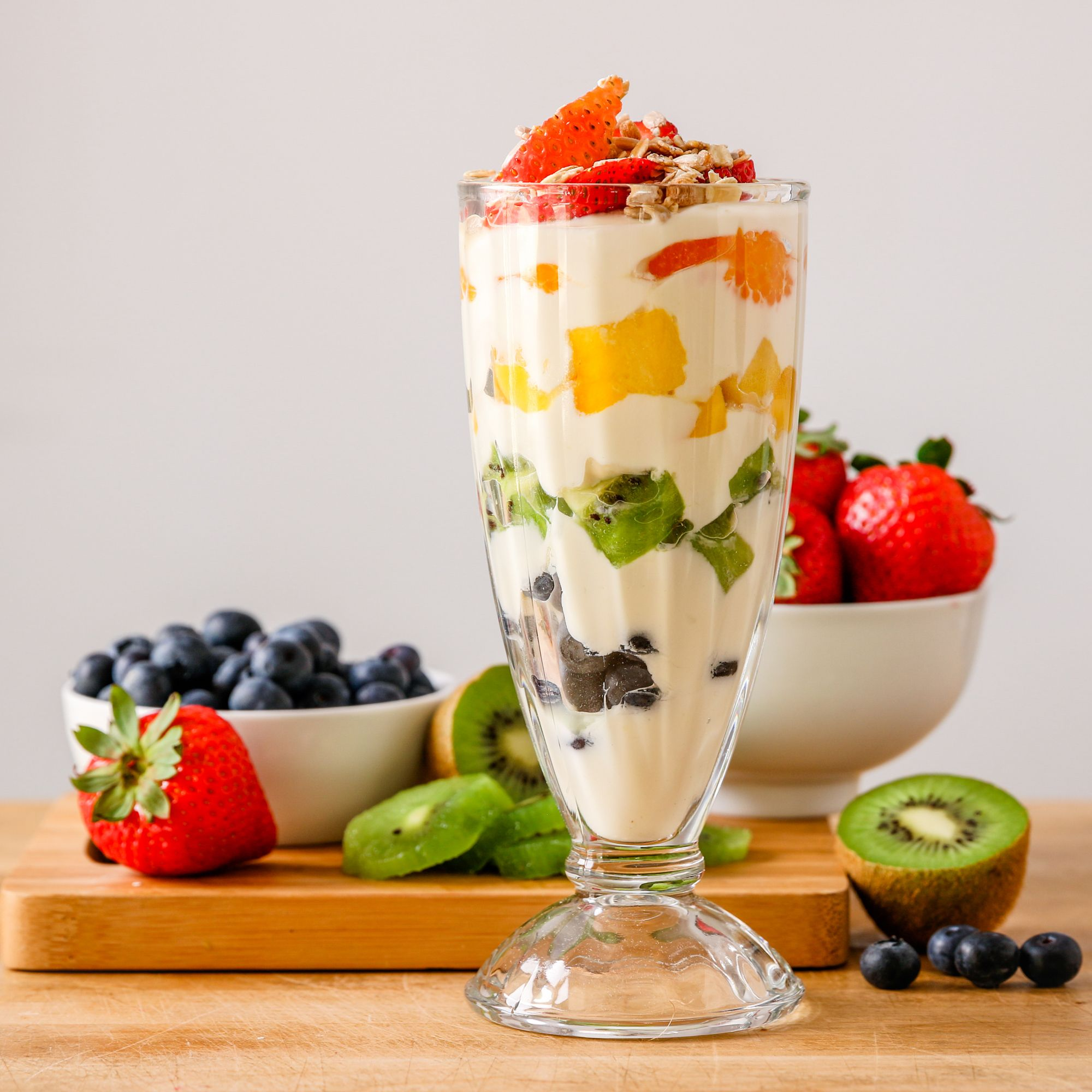 Ingredients: 2 cups Premier Protein Vanilla Shake 1 Box of ...