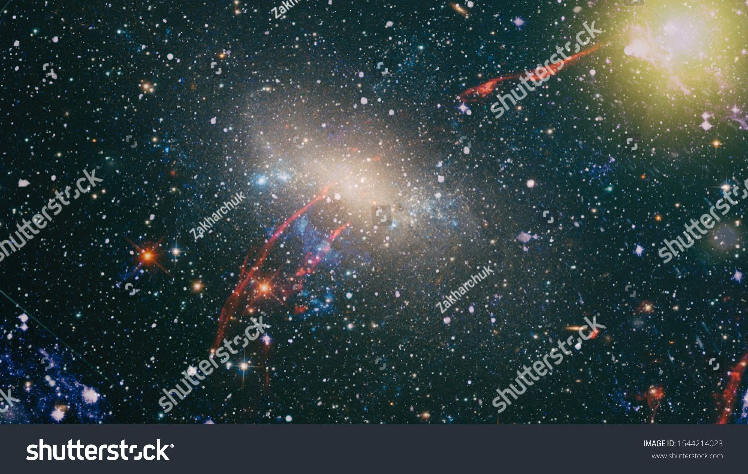 Deep Space Science Fiction Fantasy In High Resolution Ideal For Wallpaper Elements Of This Image Furnished By Science Fiction Fantasy Science Fiction Fiction