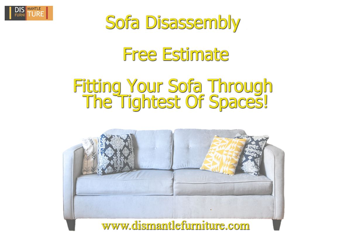 Pin By Dismantle Furniture On Sofa Disassembly Service Types Of Furniture Disassembly Furniture