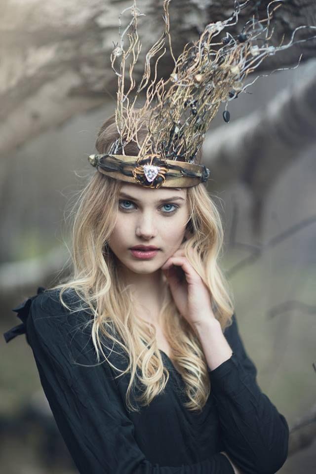 Emily Soto   Fashion Photographer - That headdress though.