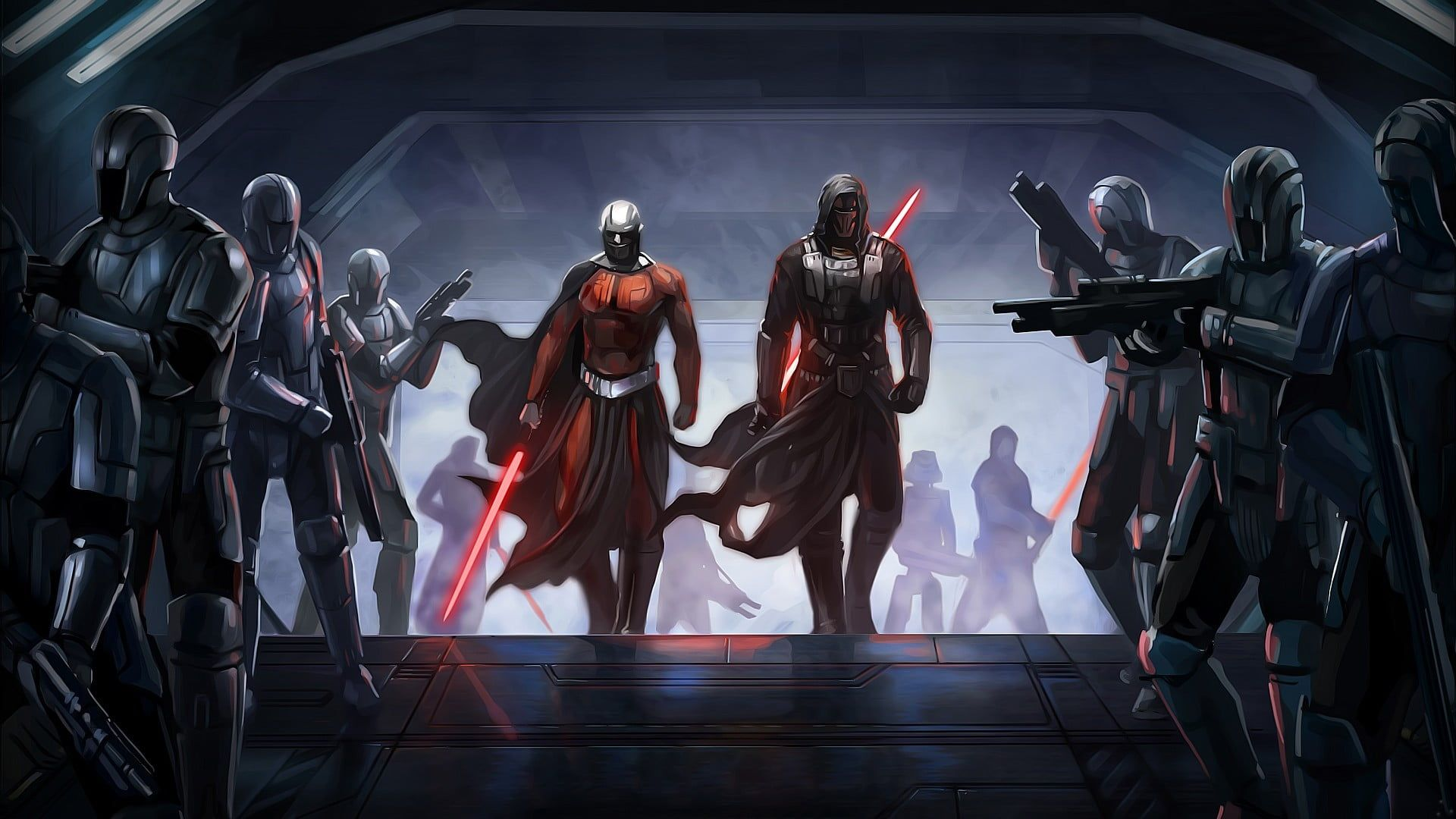 Rpg Wallpaper Revan Knights Of The Old Republic Star Wars