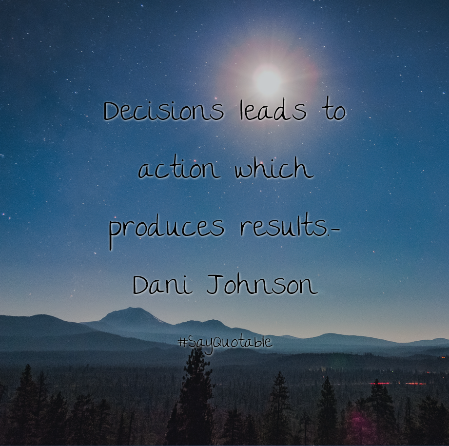 Success Quotes Facebook Covers: Quotes About Decisions Leads To Action Which Produces