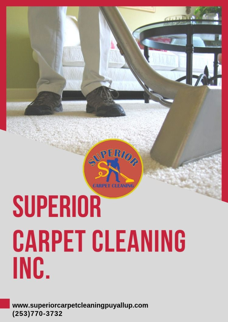 Carpet Steam Cleaning in Puyallup, WA Upholstery Cleaning