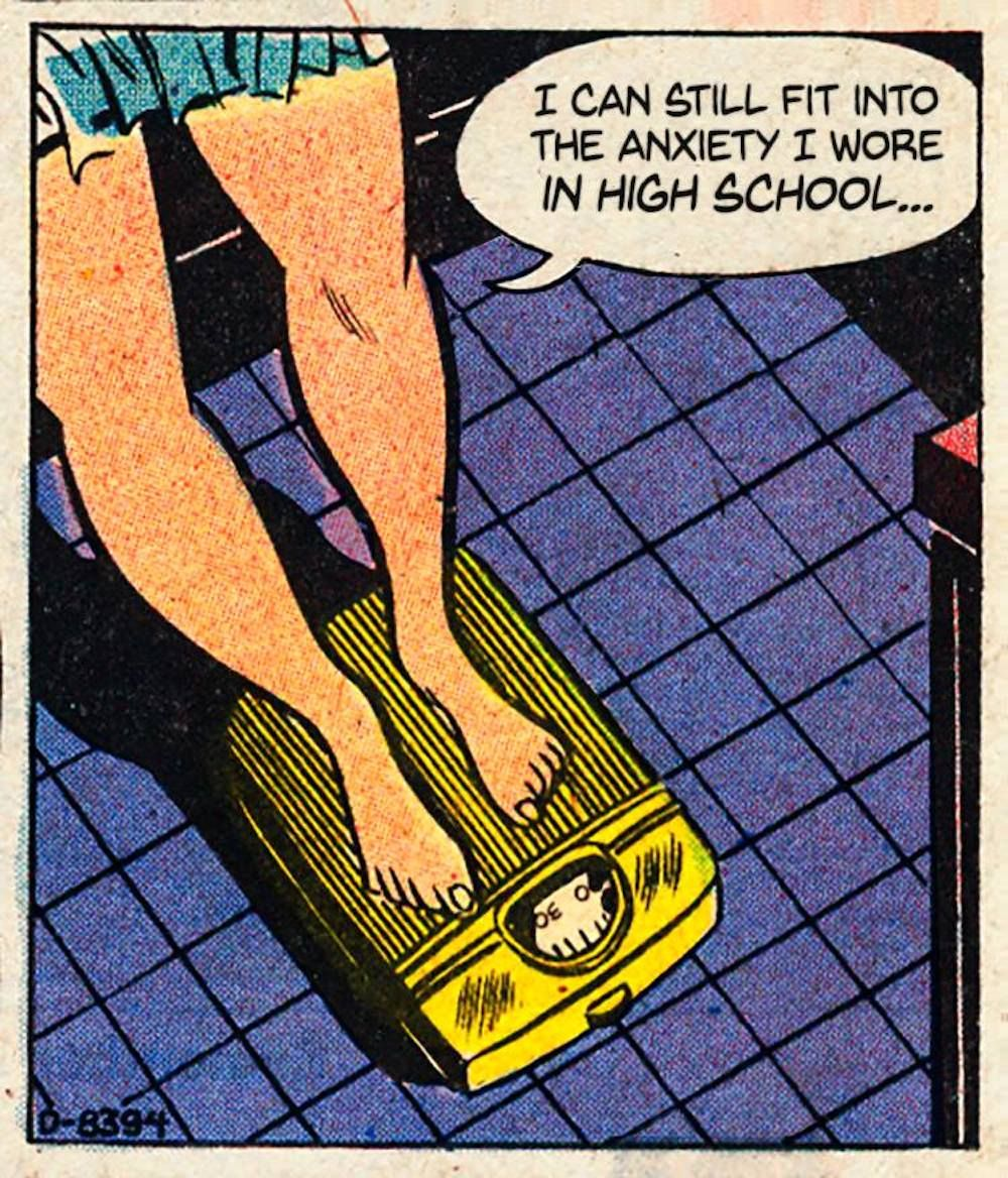 This Isn't Happiness: Mid-Century Romance Comic Books Updated Into Tales Of Shallow Lives And Empty Sex - Flashbak