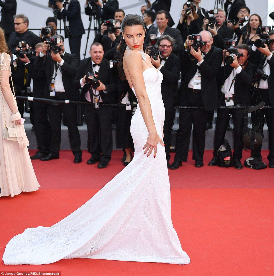 Emily ratajkowski leads the red carpet glamour at cannes adriana
