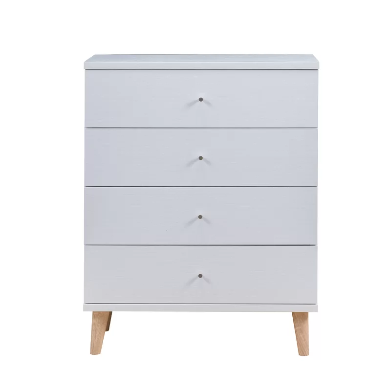 Bowles 4 Drawer Chest In 2020 Drawers Dressers And Chests Double Dresser