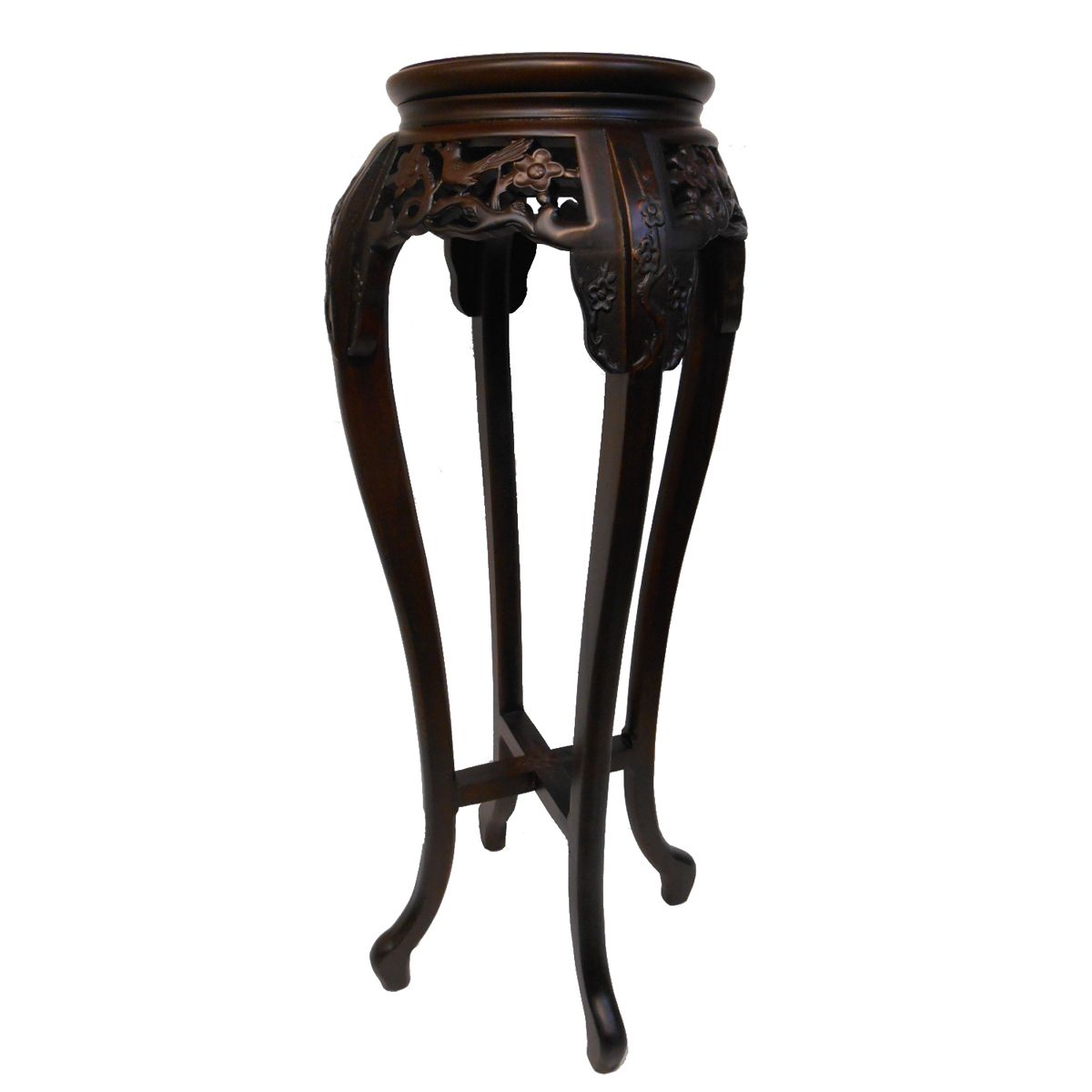 28 or 36h hand carved solid rosewood marble top oriental flower hand carved solid rosewood marble top oriental flower stand reviewsmspy