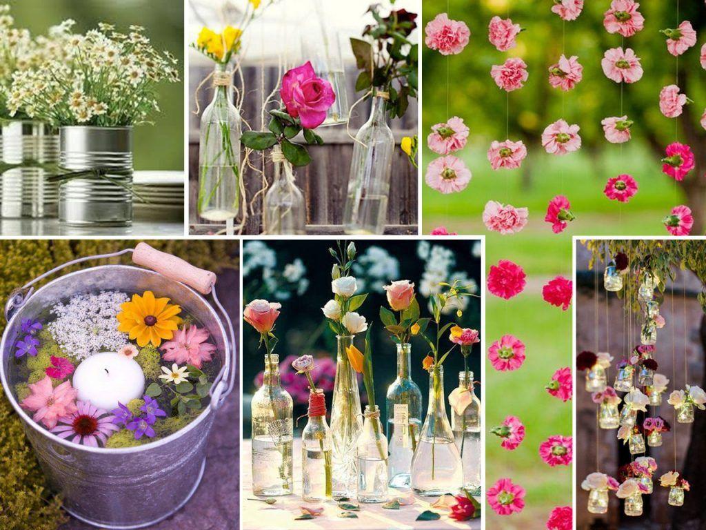 Decoraci n de fiestas al aire libre terrazas patios y for Terraza decoracion apartamento al aire libre