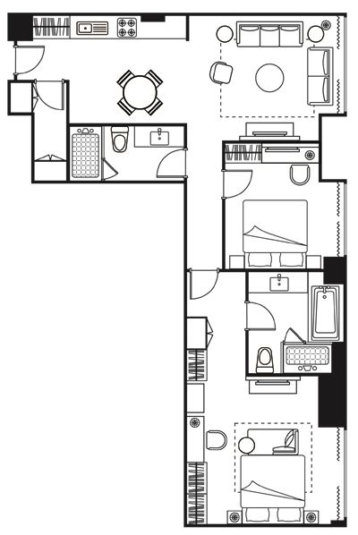 Image from http://d2wk0ob0vlqll0.cloudfront.net/media/images/countries/china/wuhan/somerset_wusheng_wuhan/floor_plan_somerset_wusheng_wuhan_2-bedroom.jpg.