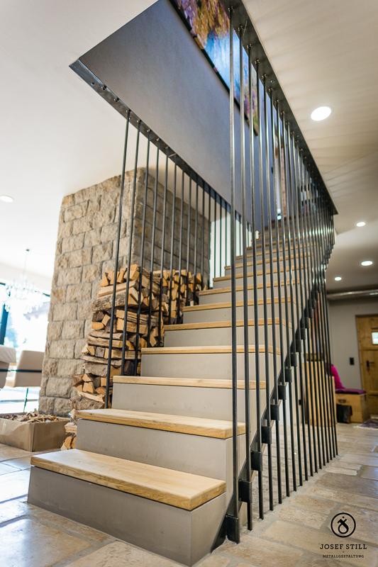Pin Von Josef Still Metallgestaltung Auf Haus Design In 2020 Innen Gelander Gelander Treppe Treppen Innen