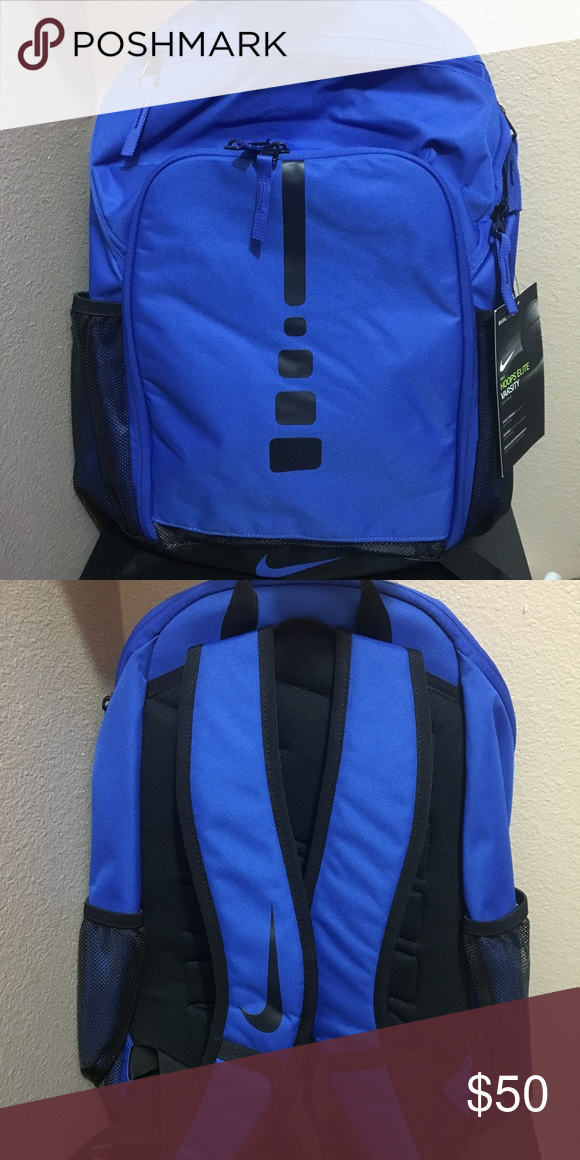95f23f7de5293 Nike Hoops Elite Varsity Basketball Backpack Brand new/never used.  High-quality. A lot of pockets for storage. Very durable. Nike Bags  Backpacks