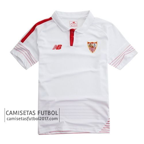 segunda equipacion Sevilla FC barata