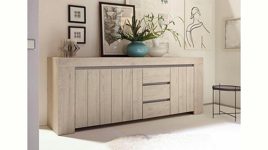 LC »PALMIRA« Sideboard, Breite 210 cm Jetzt bestellen unter https - sideboard für wohnzimmer