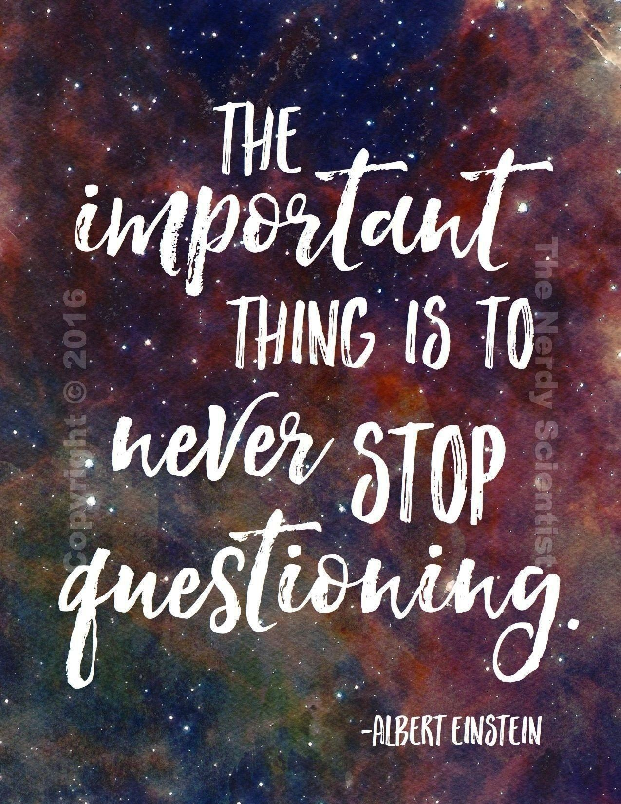 Poster - Galaxy Background,  Science Quote Poster - Galaxy Background, Science Quote Poster - Galax