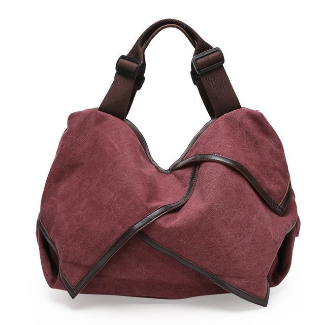 6b3541bff2a9 Designer Canvas Tote Handbag