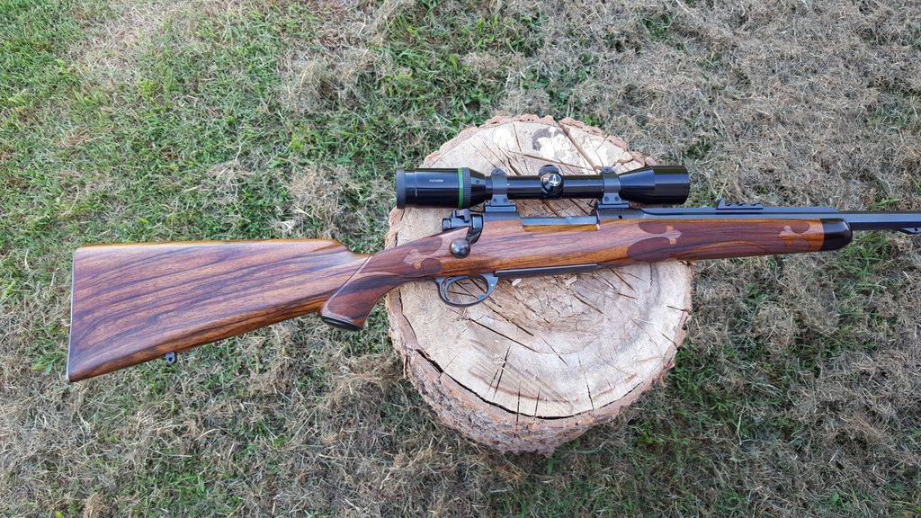 Clayton Nelson rifle - Topic | High end customs | Guns, Hunting