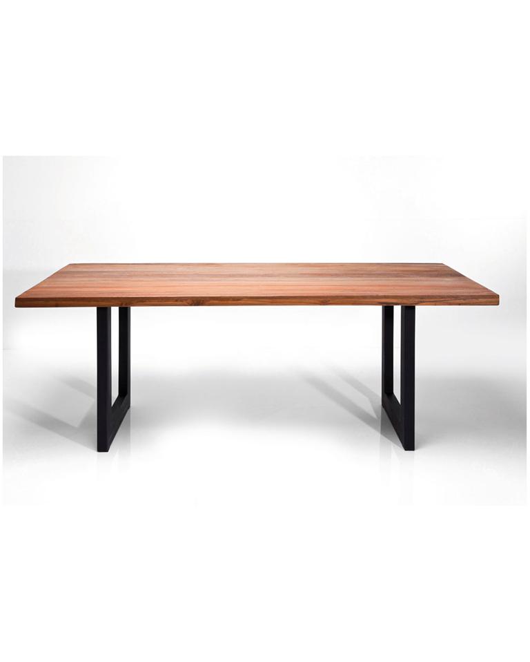 Mesa factory wood con dise o elegante y moderno realizado for Catalogo de muebles de madera para el hogar pdf