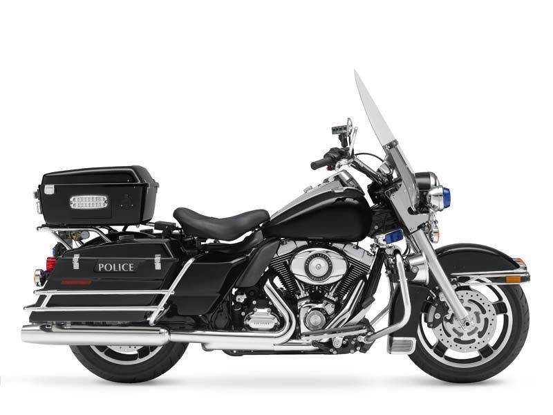 2012 HarleyDavidson Police FLHP Road King® มอเตอร์ไซค์