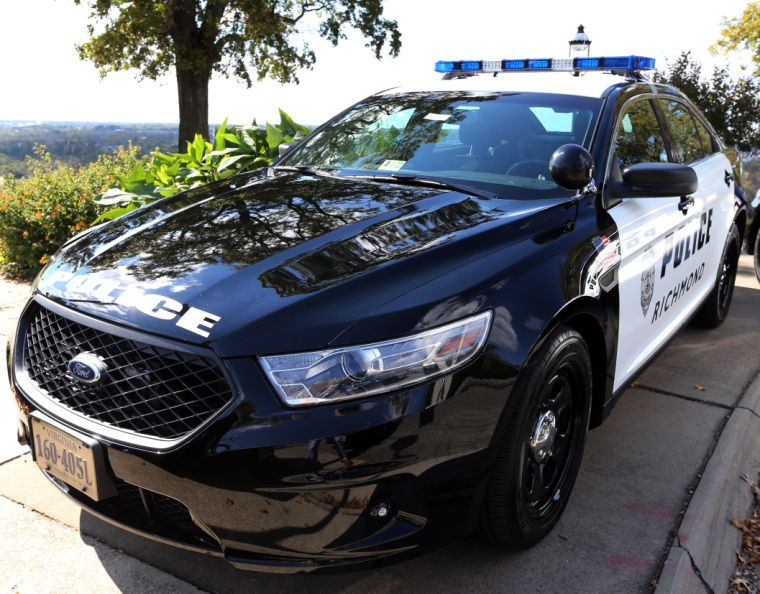 Black And White Returns For Richmond Police Cars Police Cars