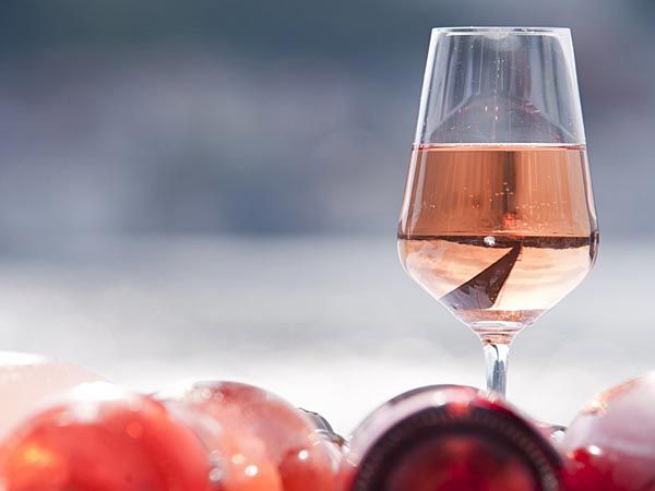 "Pink Rose Champagne | The Rise of Rosé: How ""Pink Wine"" Became Serious Business"