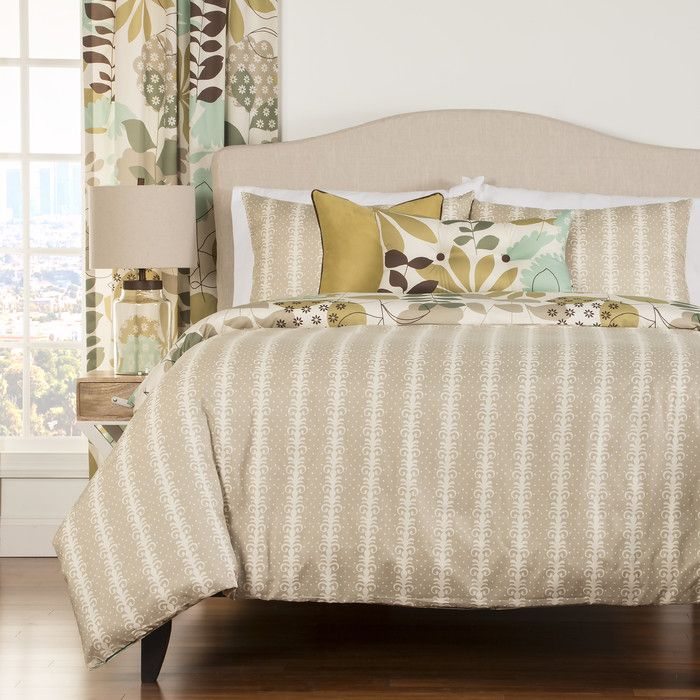 Siscovers English Garden Duvet Set & Reviews | Wayfair