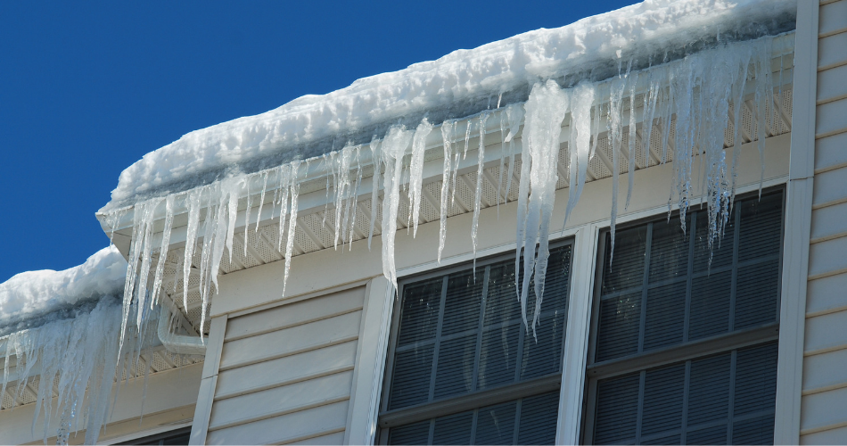 Protect Your New England Roof This Winter Ice Dam Prevention Tips Contractor Cape Cod Ma Ri Ice Dams Roof Roofing