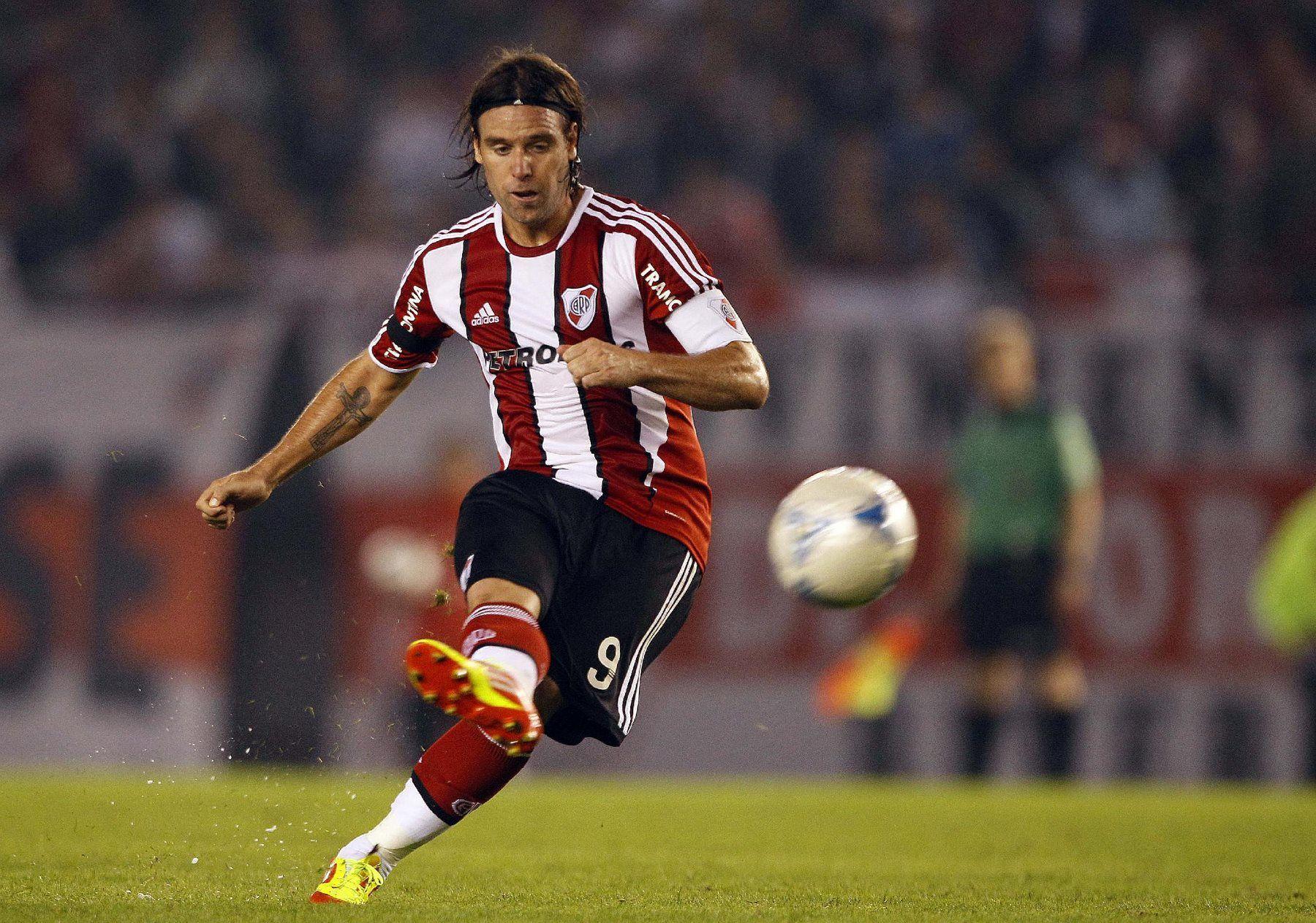 Fernando Cavenaghi #River #Gordo #Capitan #Goleador