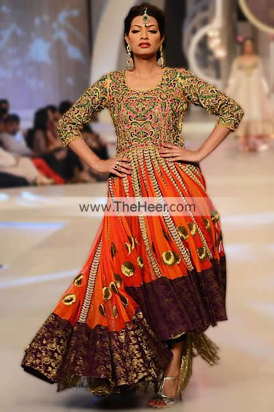 http://theheer.com/store/products.php?product=AK7527-International-Orange-Lava-Pink-Orange-Crinkle-Chiffon-Raw-Silk-Anarkali-Dress