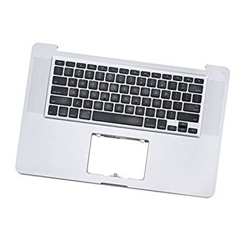 661-6076 Top Case (W/ Keyboard) for MacBook Pro 15-inch Late 2011 A1286 MD318LL/A, MD322LL/A, BTO/CTO