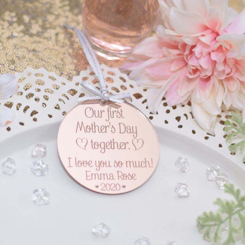 First mothers day gift new mom gift 1st mothers day gift