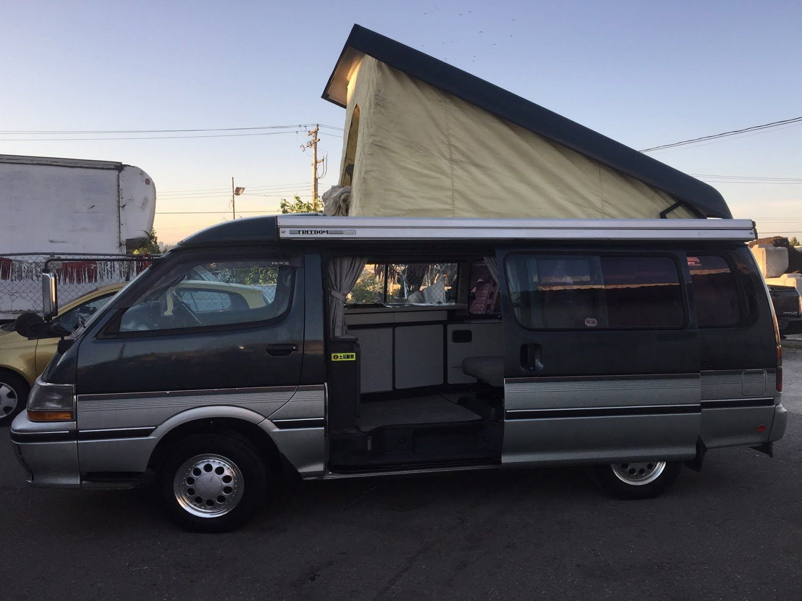 41++ Toyota hiace campervans for sale ideas