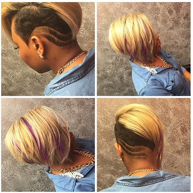 40 Mohawk Hairstyles For Black Omen Natural Hair Styles Short Hair Styles Hair Styles