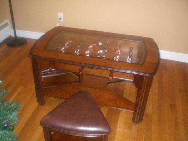 Foosball Coffee Table Costco