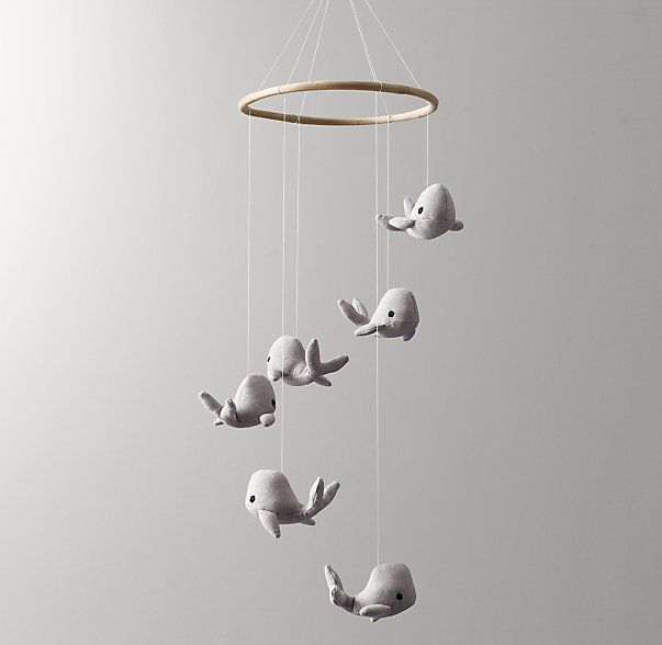 Shopping World Whale Day Whale Mobile Diy Baby Stuff Baby Decor