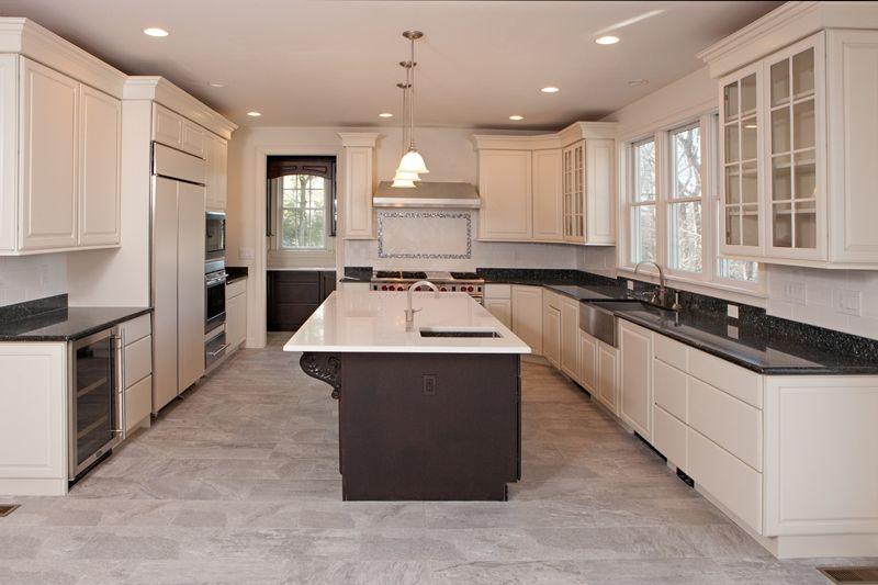 Kitchen | Custom Modular Home | Pinterest