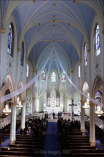 Five Great Kansas City Churches To Have Your Wedding At With