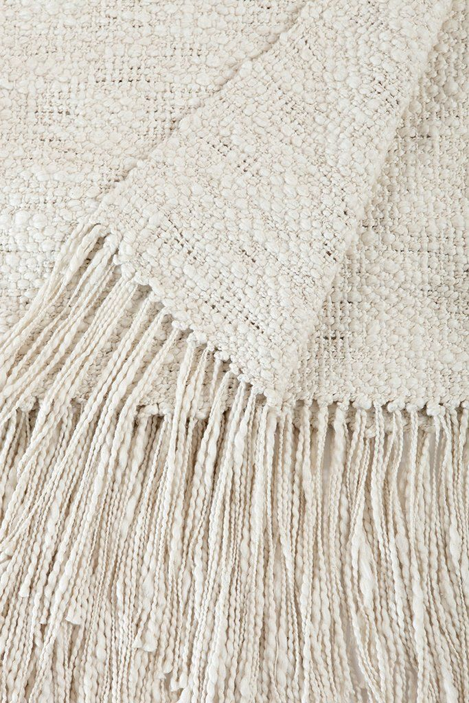 Rustic Cotton Textured Throw Blanket Cotton Throw Blanket Rustic Throw Blanket Throw Blanket