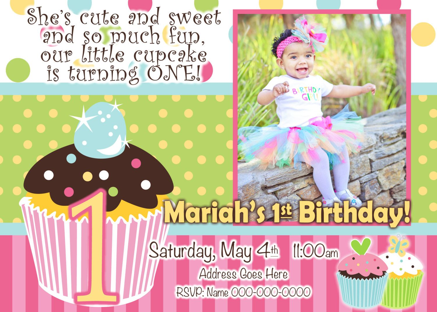 Cupcake invite birthday party sweet treats by jrcreativedesigns cupcake invite birthday party sweet treats by jrcreativedesigns 1799 filmwisefo Gallery