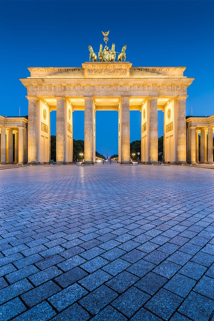 Brandenburger Tor Berlin Travel Germany Photography Berlin Photography