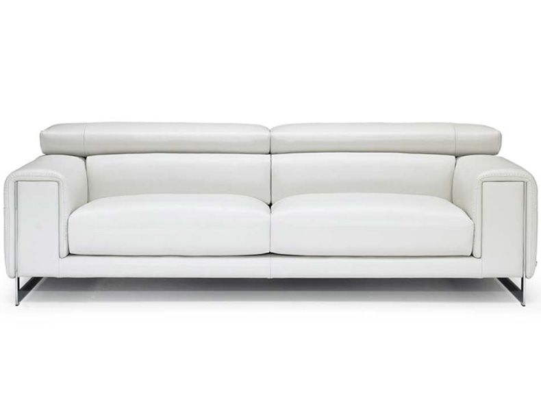 Cool Natuzzi Leather Sofa