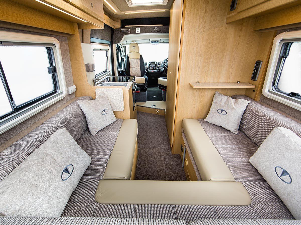 MED Van Conversion, Camper Conversions Vantage