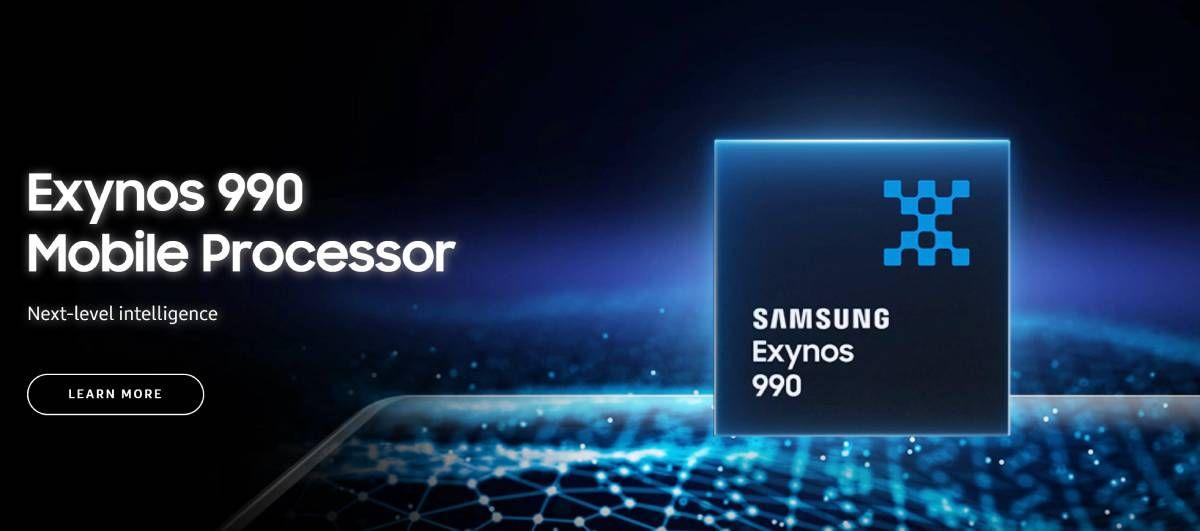 Exynos 990 مواصفات وميزات معالج سامسونج الجديد صدى التقنية Samsung Smartphone Learning